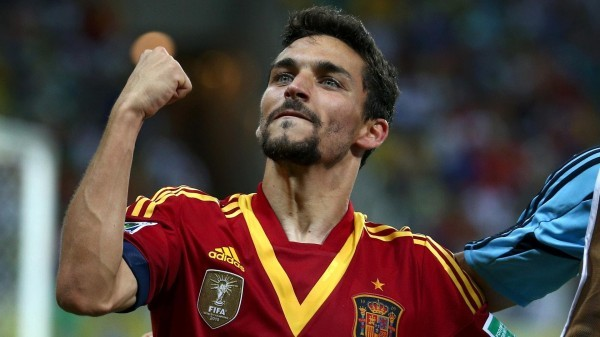 Jésus Navas apontado como um dos jogadores mais bonitos da copa