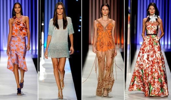 Tendências da moda verão 2015