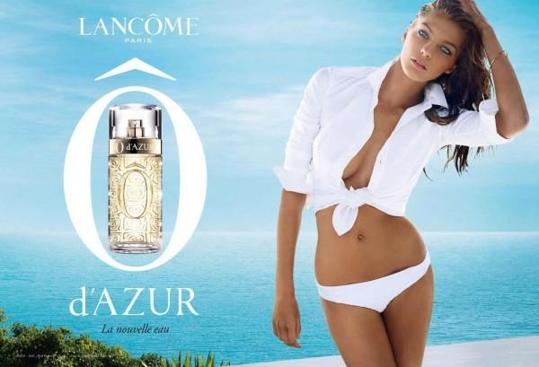 Ô d'Azur – Lâncome na lista de perfumes femininos para o verão