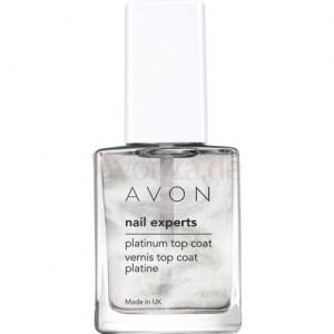 top coat Nail experts, Avon