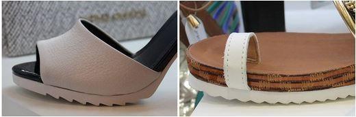 Solado tratorado entre as tendências de calçados verão 2015