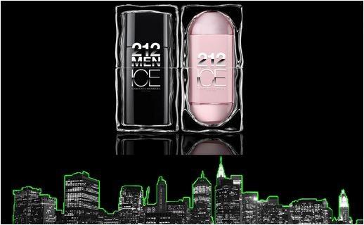 212 Ice - Carolina Herrera é um dos melhores perfumes femininos para o verão