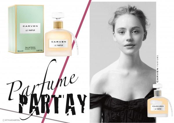 um dos perfumes femininos para o verão é o Le Parfum