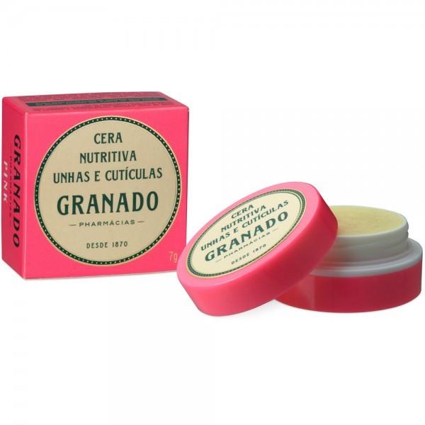 Cera Nutritiva Unhas e Cutículas Granado produtos para cuidar das unhas