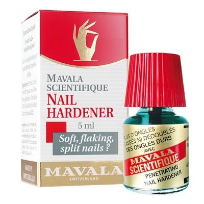 Nail Hardener Mavala produtos para cuidar das unhas