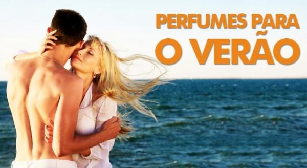 Perfumes Femininos para o Verão