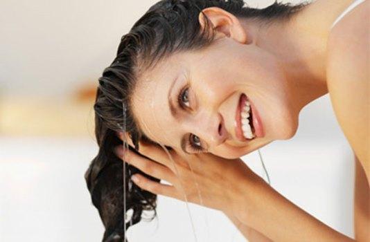 receita caseira de Shampoo anti-resíduos com bicarbonato de sódio