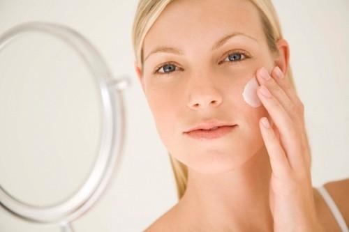 receita caseira de Esfoliante ou Creme para combater a acne com bicarbonato de sódio