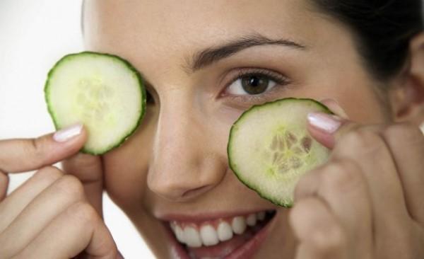 pepino é um dos alimentos que fazem bem para pele