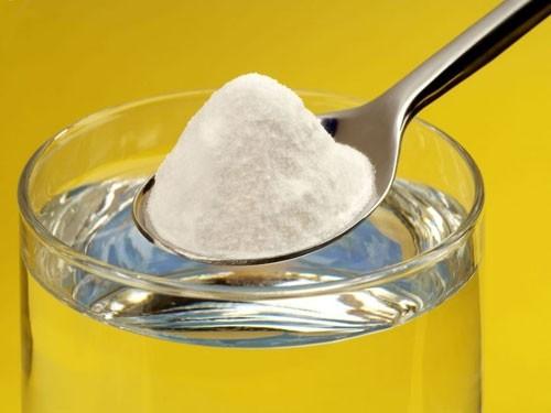 receita caseira com bicarbonato de sódio para Problemas estomacais