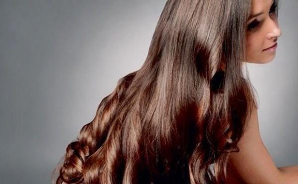 como aumentar o brilho dos cabelos