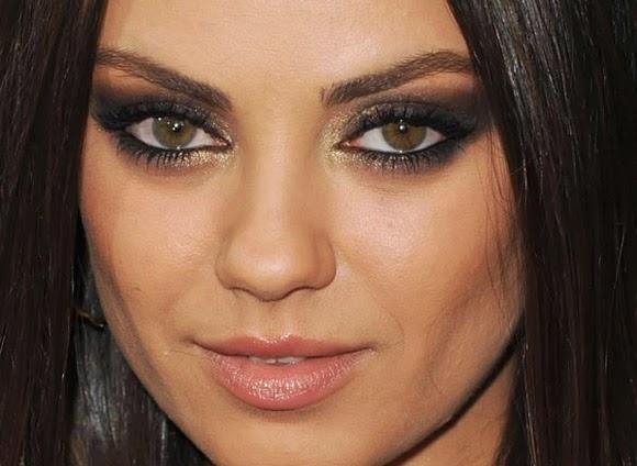 Maquiagem ideal para olhos grandes