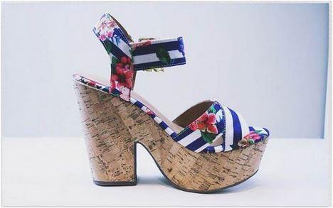 Sandálias Meia Pata entre as tendências de calçados verão 2015