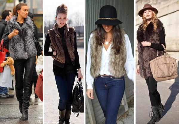 tendências de inverno Pelos
