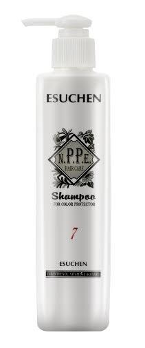 Shampoo para proteção dos cabelos vermelhos da cor nº 07