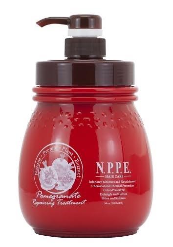 Máscara Condicionadora Antioxidante de Romã para os cabelos vermelhos