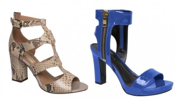 Saltos calçados verão 2015