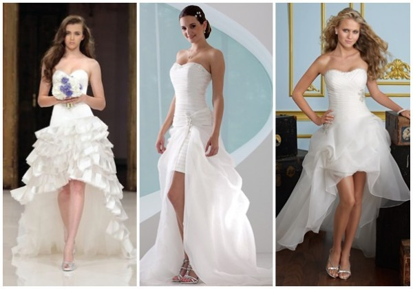 foto de vestidos de noiva modernos