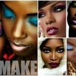 Maquiagem para a pele negra