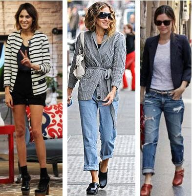 clogs com jeans
