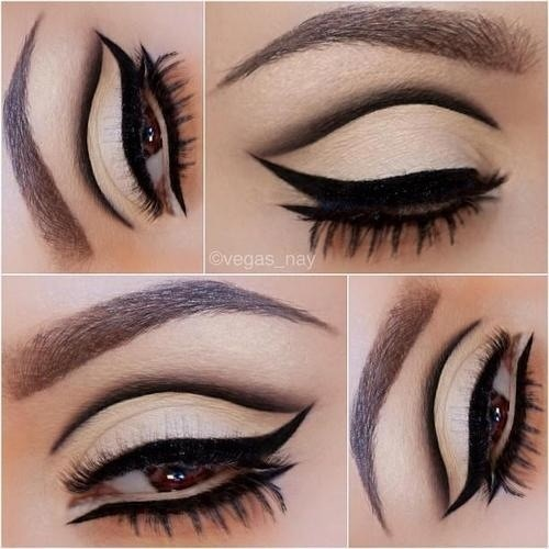 tutorial de Cut Crease passo a passo
