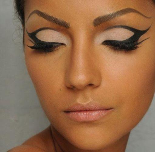 cut crease site de beleza e moda