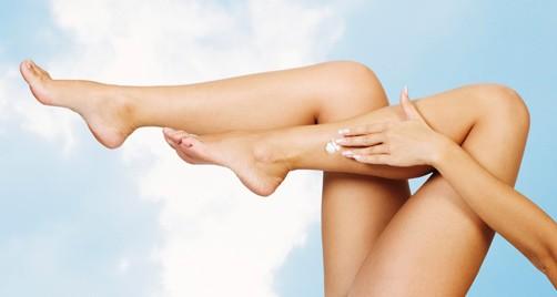Hidrate para fazer a depilação durar mais tempo