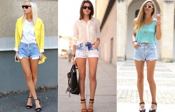 Calças e shorts para disfarçar bumbum pequeno