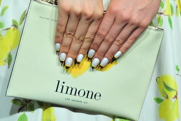 Candy nails Tendências de esmaltes verão 2015