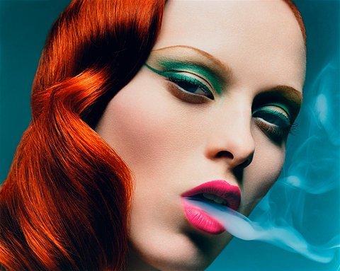 maquiagem para ruivas -