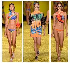 As principais tendências da Moda Praia 2015