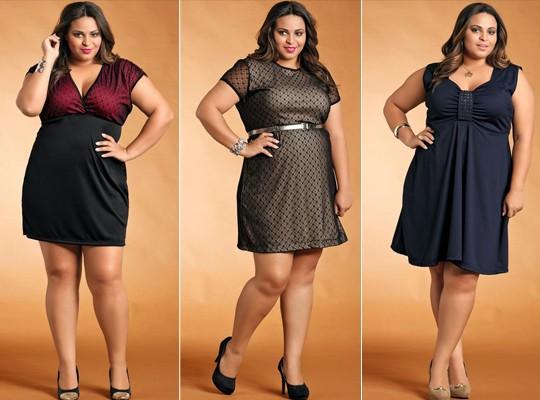 94ee021771 Modelos de vestidos para gordinhas - Site de Beleza e Moda