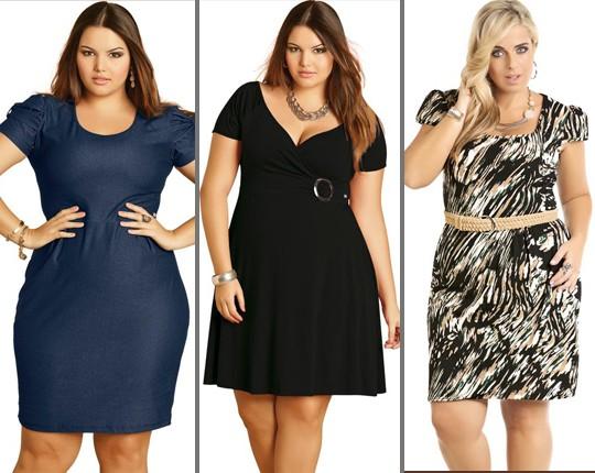 dicas para escolher os melhores vestidos para gordinhas