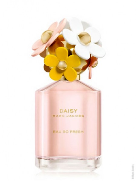 daisy possui Floral verde
