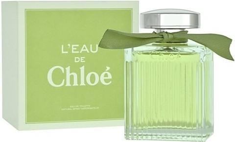 perfumes de primavera floral verde