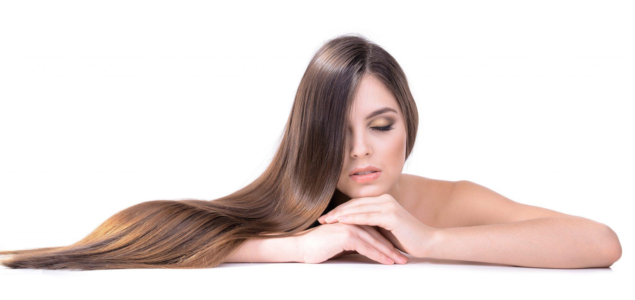 como manter o cabelo grande e natural