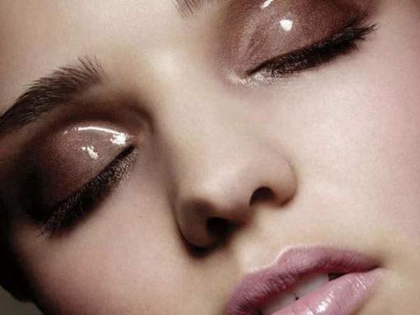 Glossy eyes para produção noturna