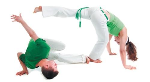 Capoeira entre as aulas que mais emagrecem