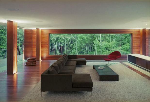 Decora o minimalista para ganhar espa o site de beleza for Ambientes minimalistas interiores