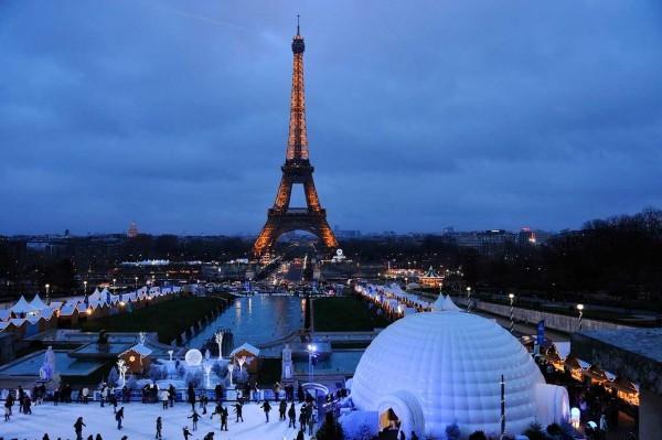Paris é um dos Destinos para fugir do brasil no verão