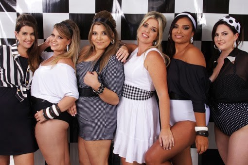 guarda-roupa plus size