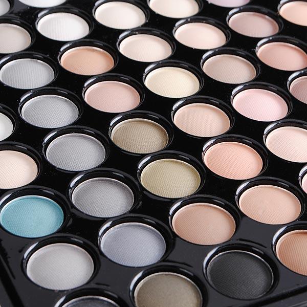 Paleta de Maquiagem MSQ 88 cores quentes para sombras