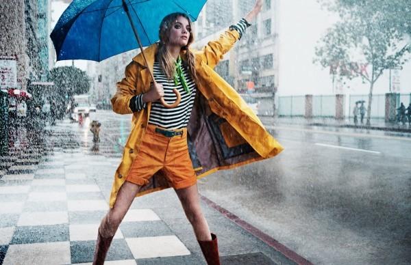 Penteados para dias de chuva