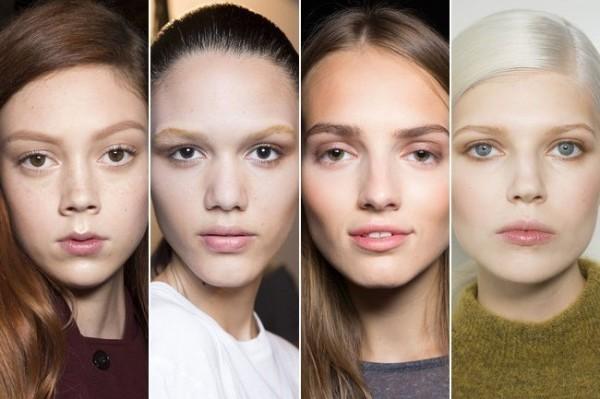 make natural é uma das tendências de beleza
