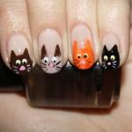 unhas-decoradas-com-gatinhos-8
