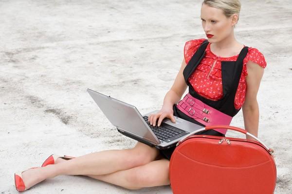 bolsas femininas para tablets ou laptops sã tendências