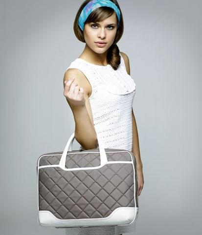Bolsas femininas para tablets e laptops