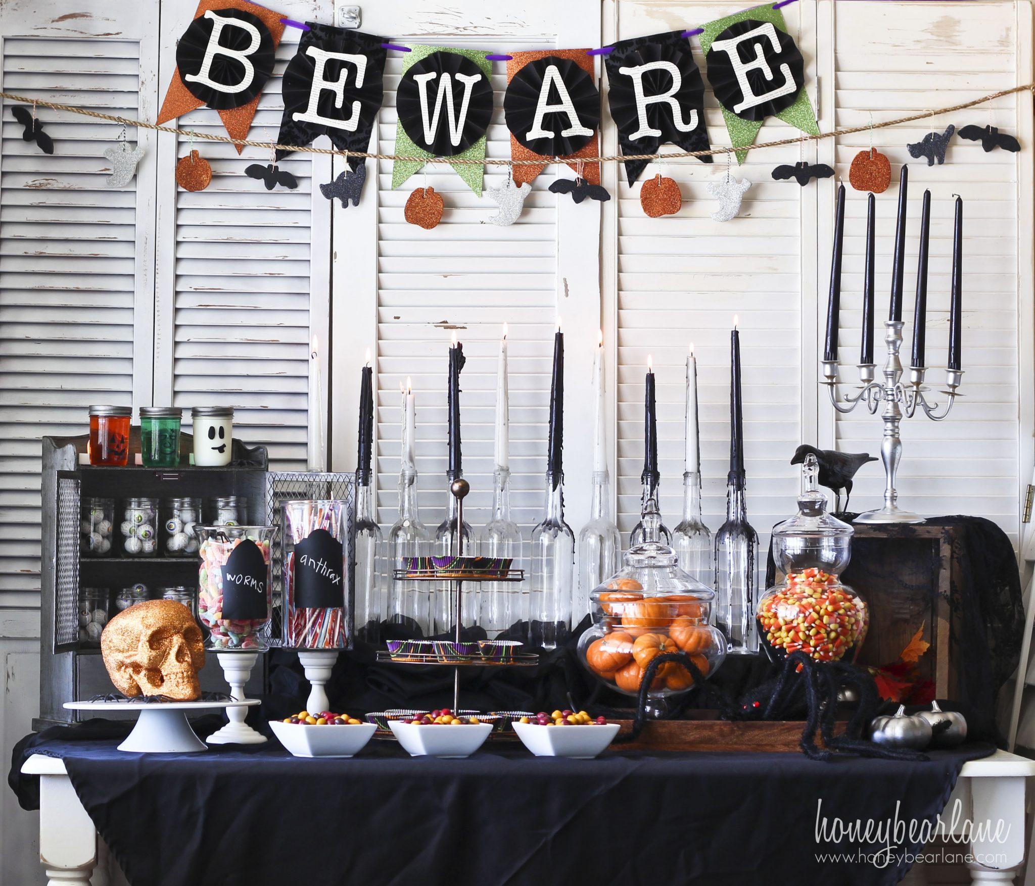 Dicas Para Organizar Uma Festa De Halloween