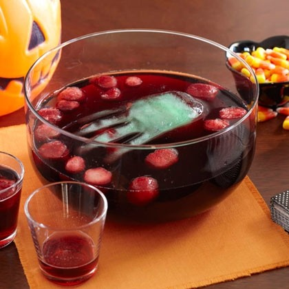 Bebidas para festa de Halloween