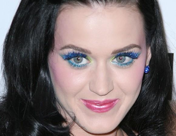 Katy Perry inspiração de Makes para Halloween